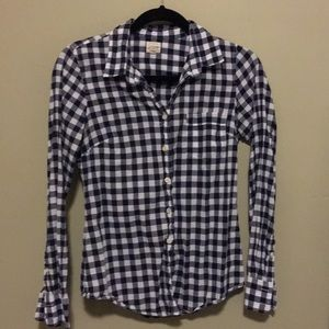 "J crew ""the perfect shirt"""